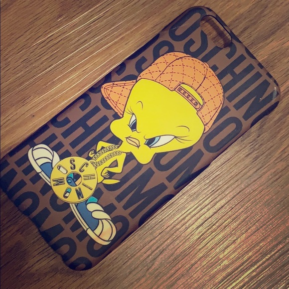 pretty nice 2881b f5fb9 Moschino tweety bird iPhone 6 6s case